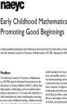 Early Childhood Math
