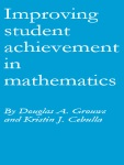 Improving Student Achievement In Math